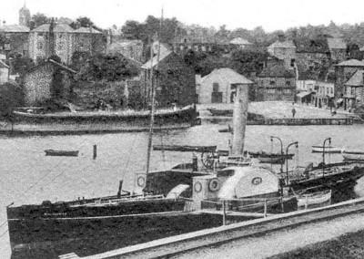 1910s Ferry