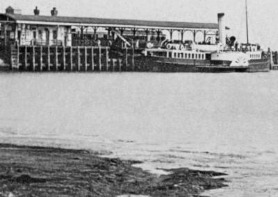 1920s Lymington Pier