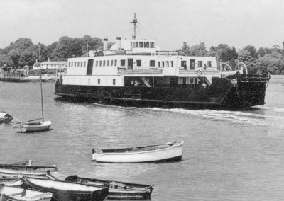 1950s Ferry Farringford