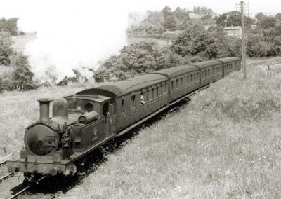 1964 Steam Train