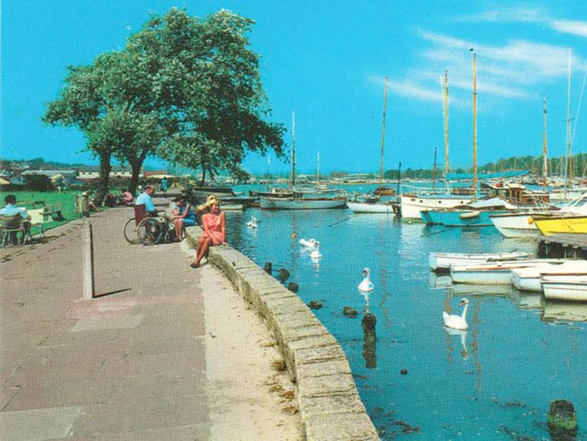 1970s Riverbank