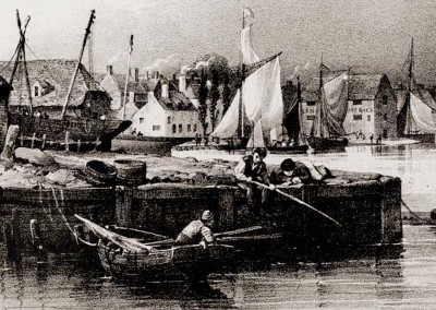 19th Century Quay
