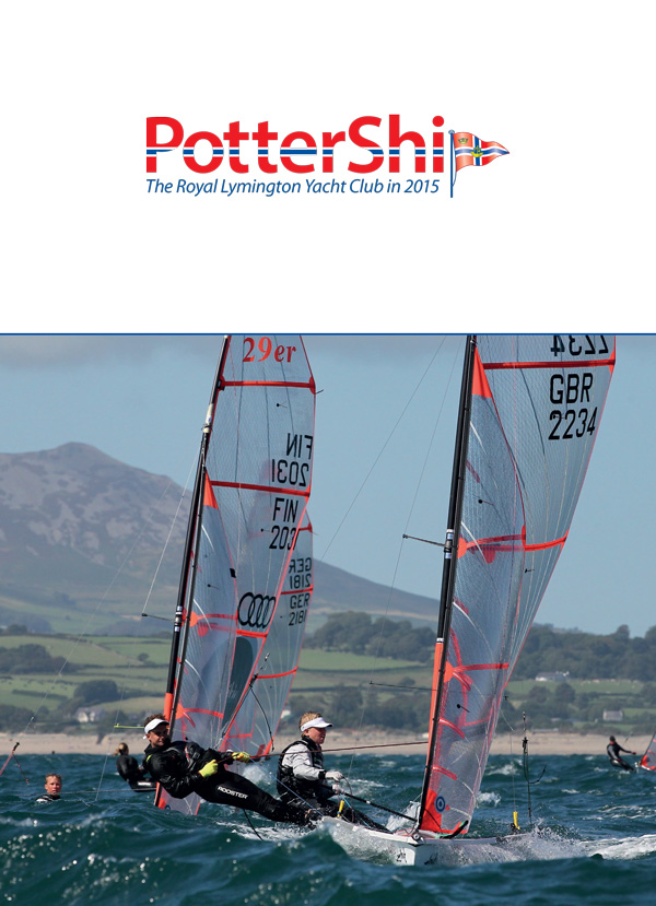Pottership Magazine for the year 2015