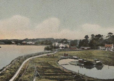 1909 Lymington Riverbank