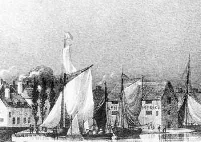 18th Century Harbour