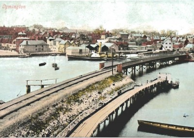 1948 Railway Bridge and Town Quay