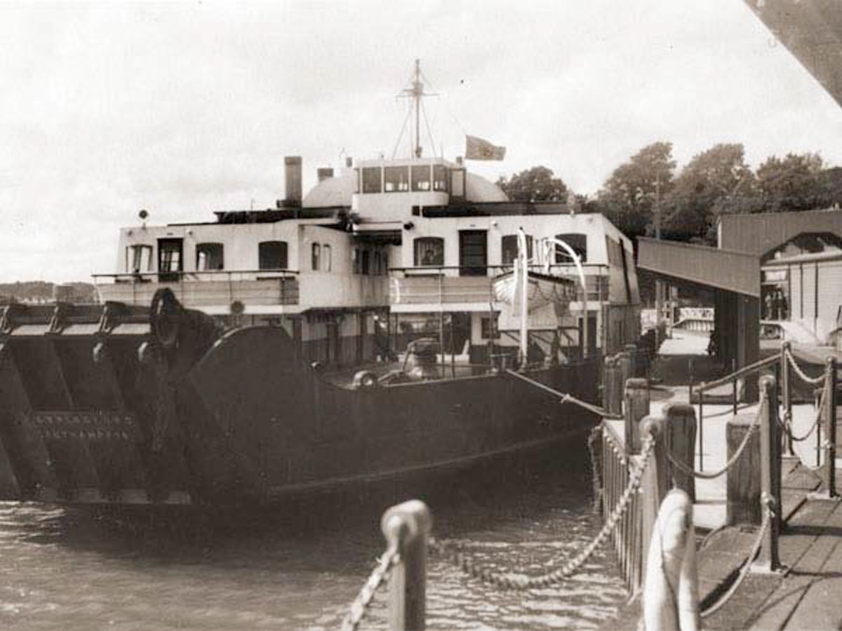 1955 Ferry
