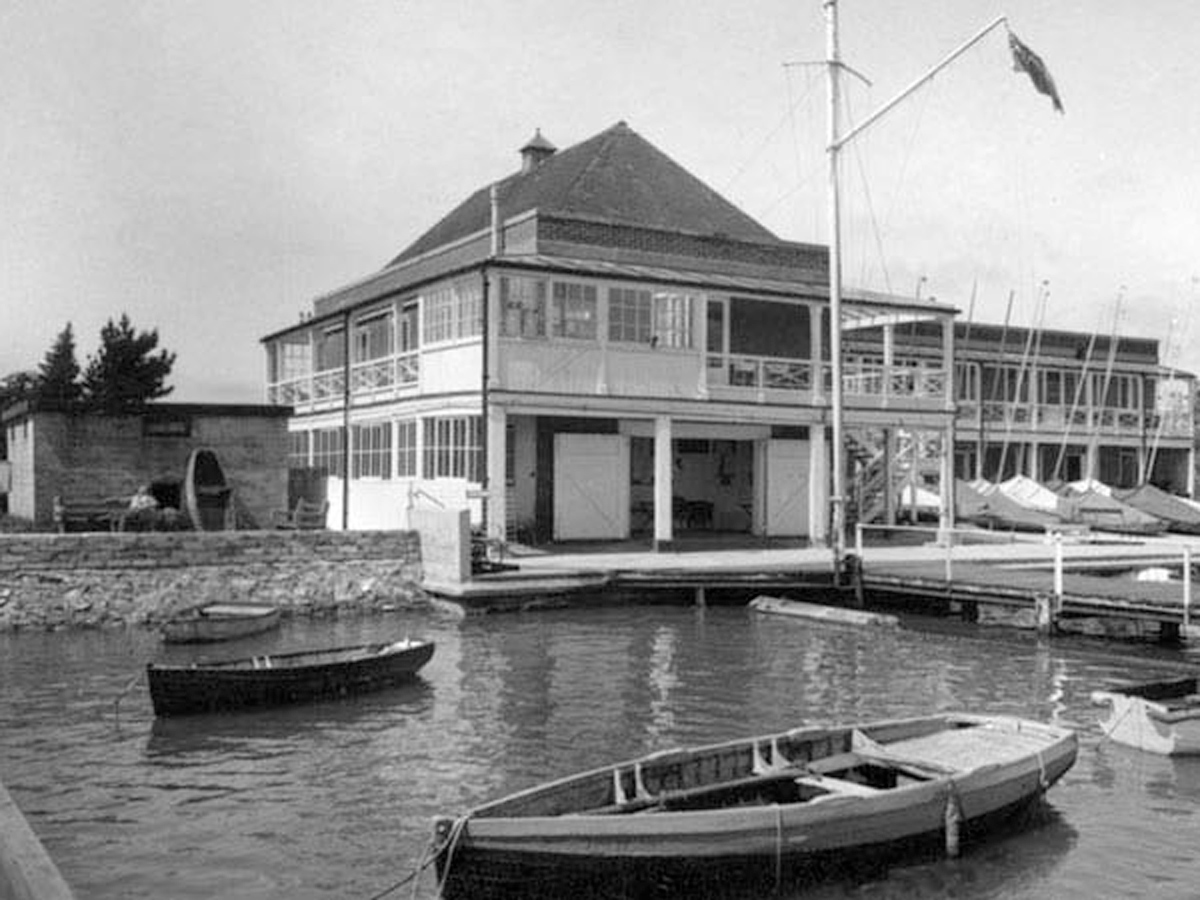 1964 Clubhouse