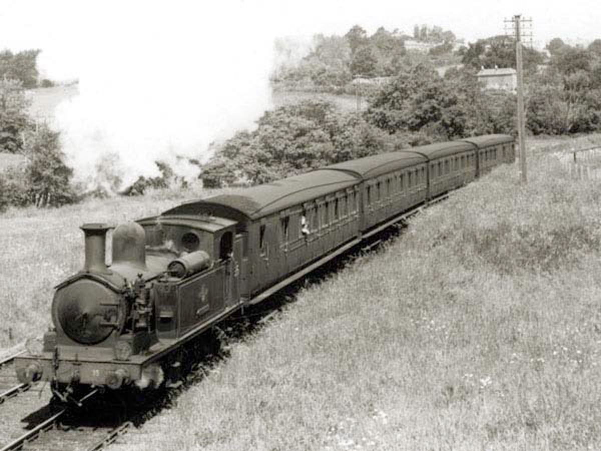 1964 Steam Train