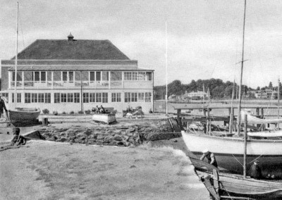 1972 Clubhouse From Riverbank