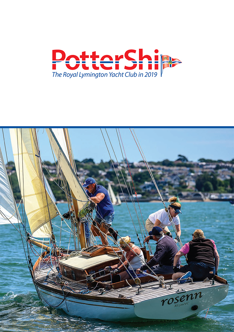 Pottership Magazine for the year 2016