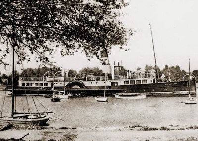 Ferry Freshwater